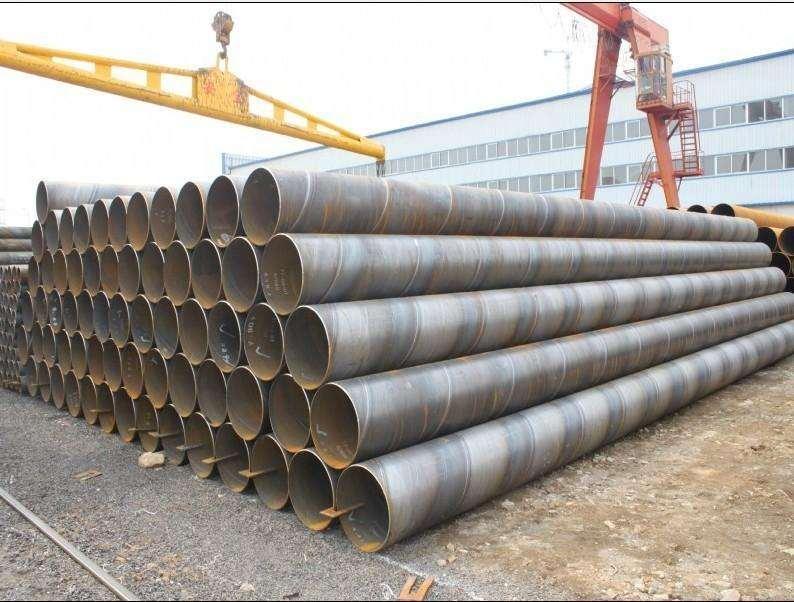 同仁地区石化工业用螺旋钢管